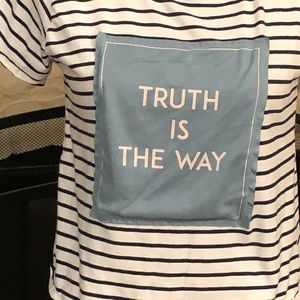 "Zara ""truth is the way"" T"